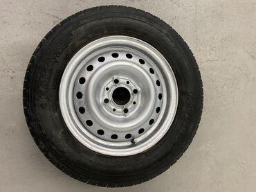 niva tekeri satilir - Azərbaycan: Vaz 2106 disk tekeri 175/70 R13, KAMA,yaxsi veziyyetdedir