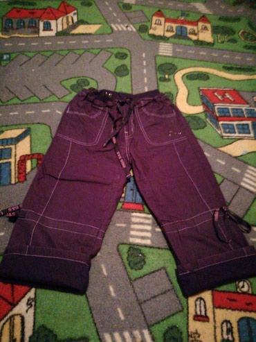 Postavljene pantalone vel 4 - Belgrade