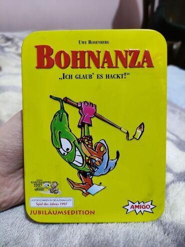 Немецкая настольная игра Бонанза.12+, 45мин одна партия, на 3-5