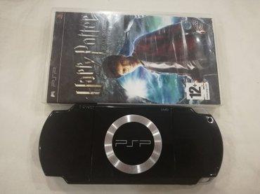 PSP u odličnom stanju uz njega dobijate igru i naravno punjač. - Valjevo