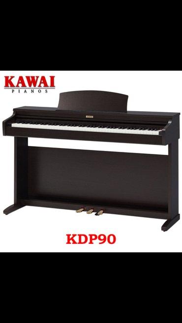 цифровое пианино kawai kdp90kawai kdp90 – это достойный преемник поп в Бишкек