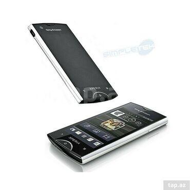 зарядное устройство 18650 в Азербайджан: Telefon Sony Ericsson Ray.в отличном состоянии+зарядное устройство