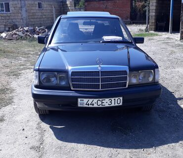 brilliance m2 1 8 at - Azərbaycan: Mercedes-Benz 190 1.8 l. 1991   529101 km