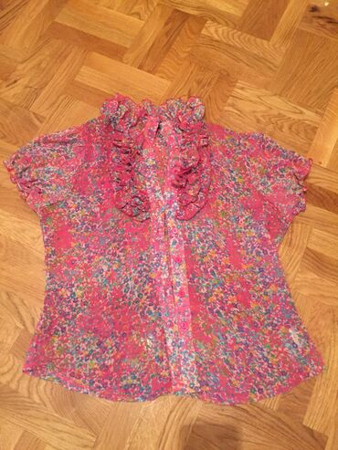 Košulje i bluze | Novi Pazar: Cvetna kosuljica super stanje