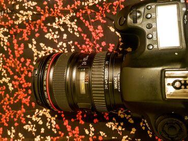 Электроника - Узген: Canon 6d обьектив24 105 сатылат комплекте зарядник кабель оргинал бат