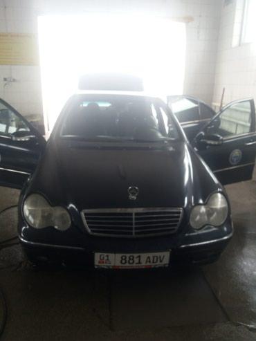 Mercedes-Benz C 320 2000 в Беловодское