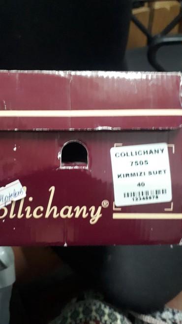 Личные вещи - Бактуу-Долоноту: Продаю мужские мокасини (сollichany), размер 40, цена 3500сом. Тел.