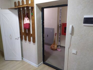 Долгосрочная аренда квартир - 1 комната - Бишкек: 1 комната, 40 кв. м Без мебели