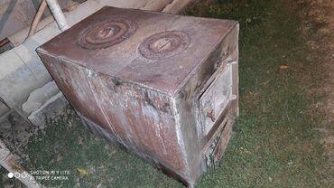 Ремонт и строительство - Кара-Балта: Печка Отопительный метал толстый