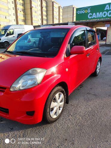 авто продажа кыргызстан in Кыргызстан | АВТОЗАПЧАСТИ: Daihatsu Sirion 1.3 л. 2009 | 253000 км