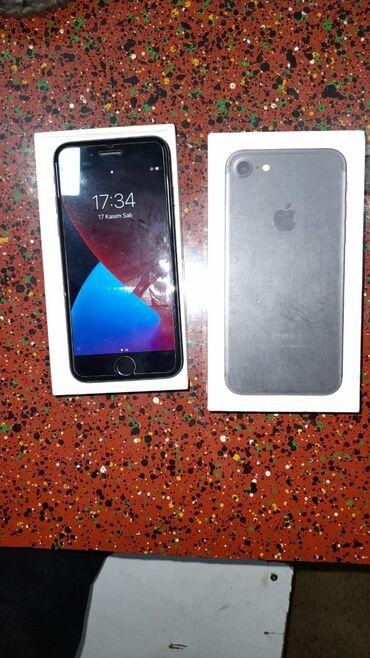 bmw 7 серия 750il at - Azərbaycan: IPhone 7 32 GB Qara