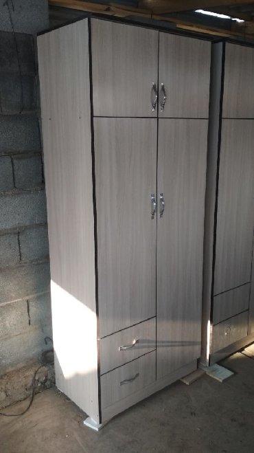 2х дверный шфонер в наличии и на заказ Размер (ВхШхГ) 2000х800х470мм