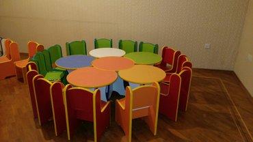 Bakı şəhərində 6 stol 12 stul. İstenilen rengde varımızdır. Murad Mobilya şirkəti ist