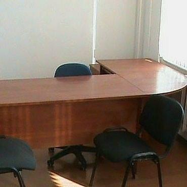 Сдаю офис 100 м2, 3 кабинета и санузел, в в Бишкек