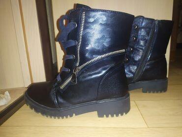 Зимняя обувь на девочку 33 размер 5-6 лет