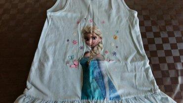 H&M haljina za devojčice vel. 134/140,100% pamuk,polovna i očuvana