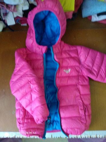 Куртка Деми для девочки.хорошее состоянии.на 2-3года