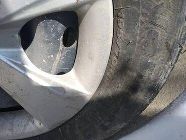 зимние шины купить в Кыргызстан: Куплю шины зимние на Портер 2размер195/70/15 С передние.145/13С.задние
