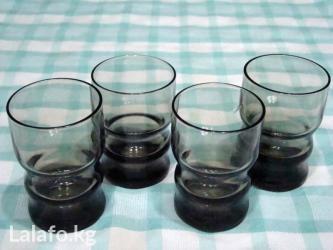 Набор стаканчиков (4 штуки). объем - 80 в Бишкек