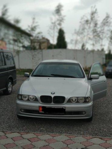 BMW 525 2001 в Бишкек