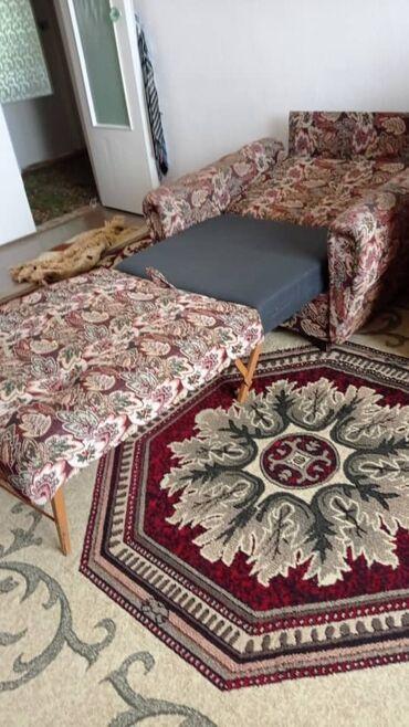 Срочно продаю кресло кровать, в хорошем состоянии, ножки колесики