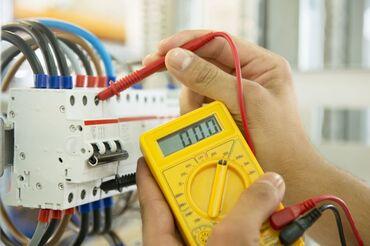 Elektrik | Vıkluçatellərin quraşdırılması, Elektrik şitlərinin yığılması, Avtomatların quraşdırılması