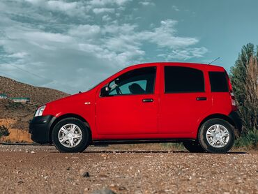 Fiat в Бишкек: Fiat Panda 1.3 л. 2008   2 км