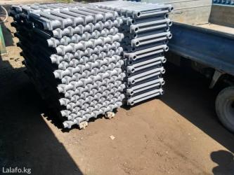 Продаю чугунные батареи отреставрированные с гарантией. снято с в Бишкек