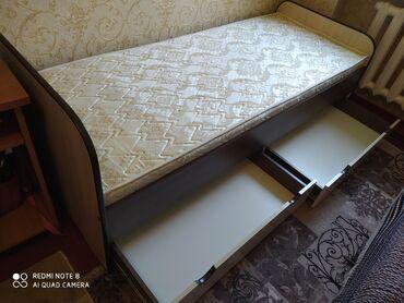 Две кровати по 4000 сом, состояние отличное