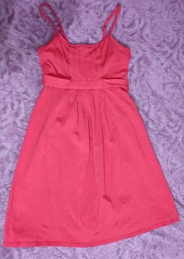 хб платье в Кыргызстан: Платье Коктейльное VictoriaS Secret S