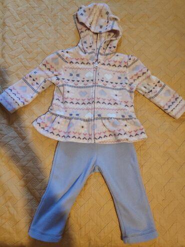 Верхняя одежда в Кыргызстан: Children's place костюм флисовый, в отличном состоянии! Размер 12-18m