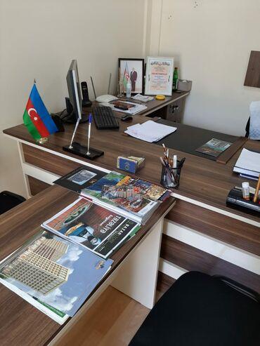 ofis mebeli satilir в Азербайджан: Ofis mebeli wekilde gordukleriniz satilir.Tezedir 1200 manata