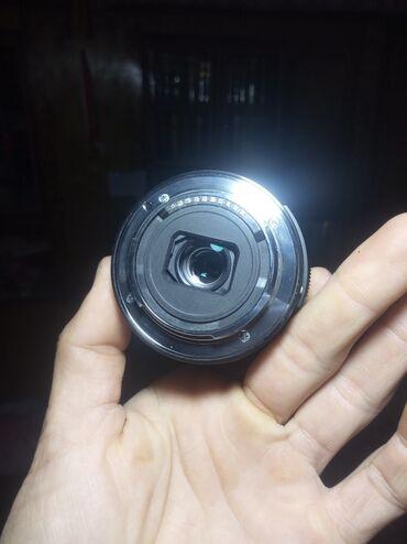 Объективы и фильтры - Кыргызстан: Объектив sony 16-50mm f/3.5-5.6 Объектив в Бишкек. Цена5500тыс