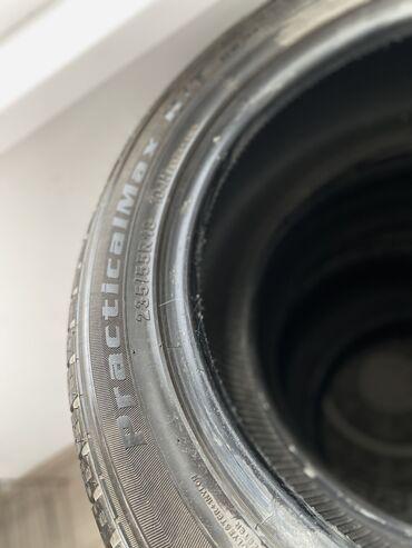 Продаю Демисезонные шины Practical MAX 235/55/R18 обували только один