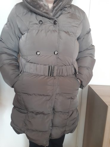 Izuzetno topla ženska jakna, velicine XL, vrlo malo korišćena - Vranje