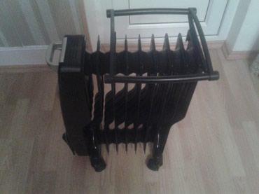 Sumqayıt şəhərində 9 gözlü istilik radiatoru satılır təcili.