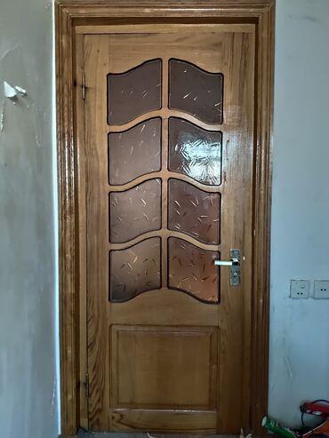 Двери | Дерево | С рамой