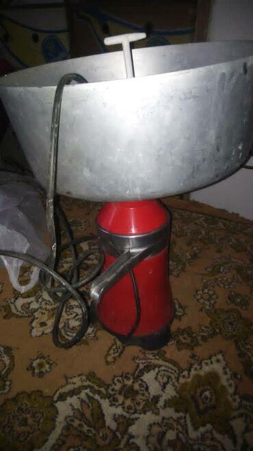 Электричиский сепарат сатылат 10литирдик россиский 4 5 ай колдонулган