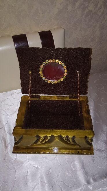 сундуки в Азербайджан: Mucru (sandiq) el iwi. Fistiq agaci