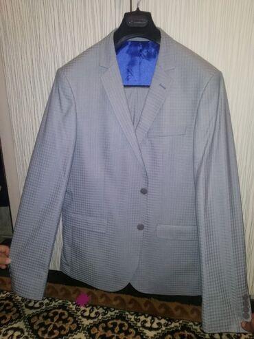 туры с бишкека в Кыргызстан: Продаю костюм, одевали пару раз, в отличном состоянии, брюки не укорач