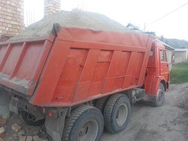 Песок сеянный - Кыргызстан: Песок Ивановский сеянный