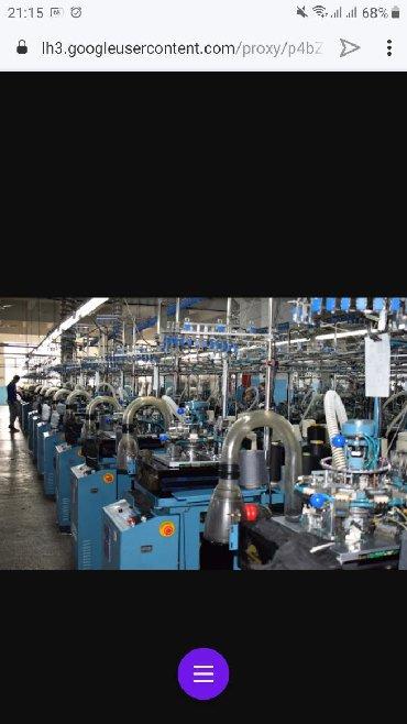 """фабрики в Кыргызстан: Чулочно-носочная фабрика. (В районе фабрики """"Куликовских тортов"""")"""