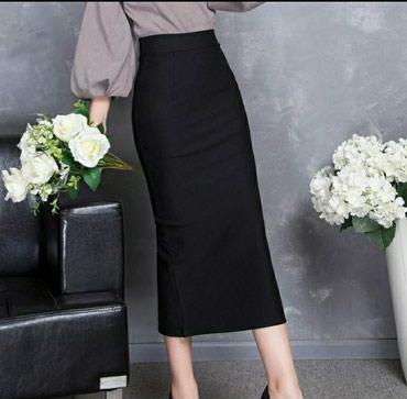 Продаю новую классическую юбку. очень в Бишкек