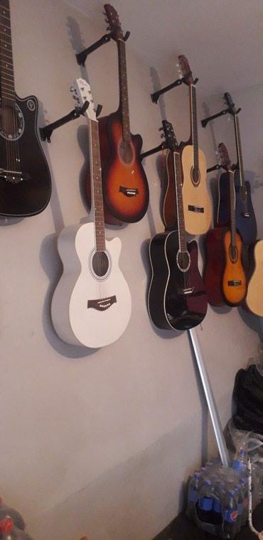 Гитары, струны нейлоновые, в Бишкек