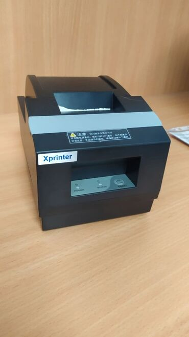 Стильная кепка - Кыргызстан: Продам новый принтер Xprinter XP-Q90ECXprinter XP-Q90EC – новый