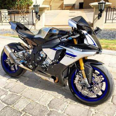 2015 YAMAHA R1M dm me for details 998cc and paper work clean - Belgrade