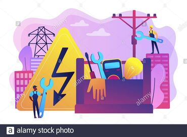 Электрик | Электромонтажные работы, Установка люстр, бра, светильников, Прокладка, замена кабеля | Больше 6 лет опыта