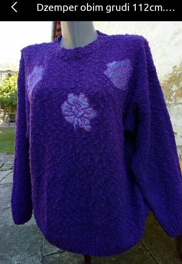 Ženska džemperi   Srbija: Dzemper  obim grudi 112cm