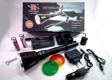 POLICE BL-Q2888-T6 GERMANY Profesionalna vrhunska Lampa za lov - Nis