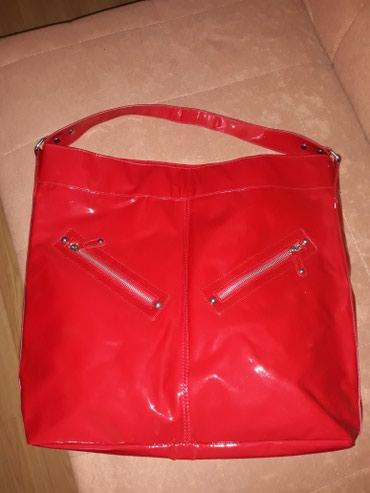Potpuno nova torba,45 cm X 40 cm,lakovana,nije kozna - Smederevo